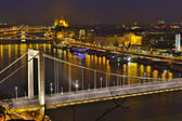 Budapest at the evening — Photo
