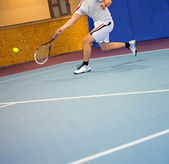 Tennis player — Photo