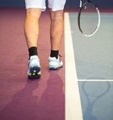 Giocatore di tennis — Foto Stock