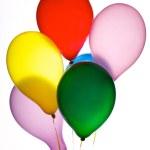 Six balloons — Stock Photo #8834822