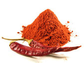 Hungarian paprika powder — Stock Photo