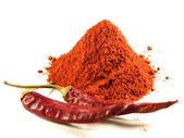 Hungarian paprika powder — Stock Photo