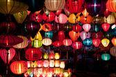 Colorful lanterns — Stock Photo