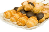 Variety of pastries — Stock Photo