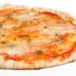 Stock Photo: PizzNapoletana