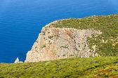 Wild Coast of Sulcis — Stock Photo