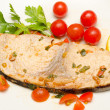 Swordfish, mediterranecuisine — Stock Photo #33957081