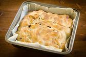 Sa panada, sardunyalı mutfağı — Stok fotoğraf