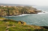 Torre dei Corsari coast — Stock Photo