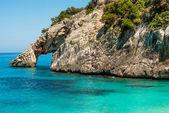 Sardinia, Cala Goloritzè — Stock Photo