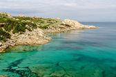 Sardegna, Cala Spinosa — Stock Photo