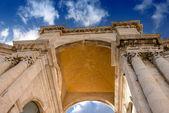 Cagliari, Saint Remy Bastion — Stock Photo