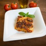 Lasagne al forno — Stock Photo #51137519