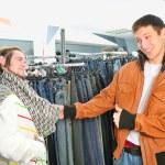 Fun shopping — Stock Photo #8887907