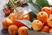 Homemade jam — Stock Photo