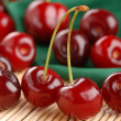 Bunch of cherries — Stock Photo #13436680