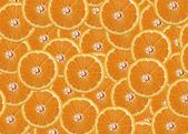オレンジ色の背景 — ストック写真
