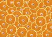 Fondo naranja — Foto de Stock