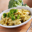 Orecchiette with broccoli — Stock Photo #19490939