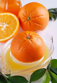 Sok pomarańczowy — Zdjęcie stockowe