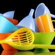 Kitchenware of plastic — Stock Photo #22021939