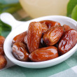 Dates on the table - Photo