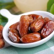 Dates on the table — Stock Photo #23312506