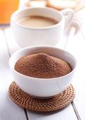 Barley soluble powder — Stock Photo