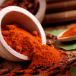 chili powder — Stock Photo