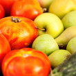 Background of fruits and vegetables — Stock Photo #12454680