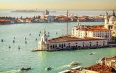 Beautiful water street - Gulf of Venice, Italy — Stock Photo