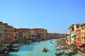 Calle del agua bella - venecia, italia — Foto de Stock