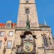 Astronomical Clock (Orloj) in the Old Town of Prague. — Stock Photo