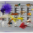 Stock Photo: Tackle Box