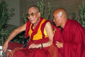 Dalai Lama Tenzin Gyatso — Stock Photo