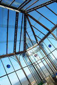 Greenhouse in Rennes Le Chateau — Stock Photo