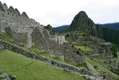 View of Machu Picchu, Peru — Stock Photo