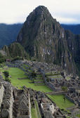 General View of Inca City of Machu Picchu — Stock Photo