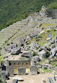 View of Inca City of Machu Picchu, Peru — Photo