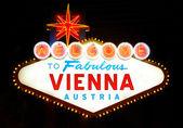 Wien — Stockfoto