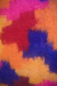 Background colors in fabric texture — Zdjęcie stockowe