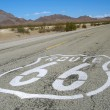 Famous Route 66 — Stock Photo #39981529