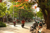 Street in Nha Trang — Stock Photo
