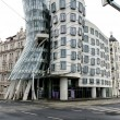 Stock Photo: Dancing House in Prague
