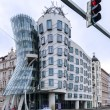 Dancing House in Prague — Stock Photo #39430591