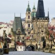 Charles Bridge in Prague — Stock Photo #39667797