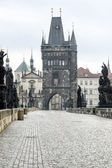 Charles Bridge — Stock Photo