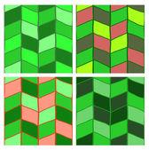 Fancy seamless pattern — Stock Photo