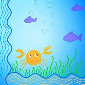 Подводный — Стоковое фото