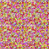 Geometrical vector seamless pattern — Stock Vector
